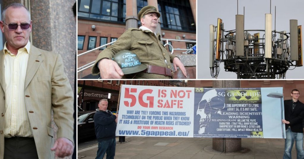 UK's First 5G Court Case and Mark Steele Won by Smombie Gate, Smombie Gate | 5G | EMF
