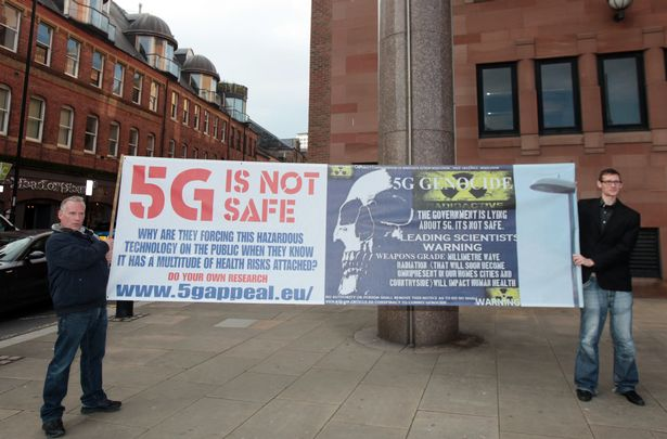 Britain's First 5G Court Case and the People Won, Smombie Gate | 5G | EMF