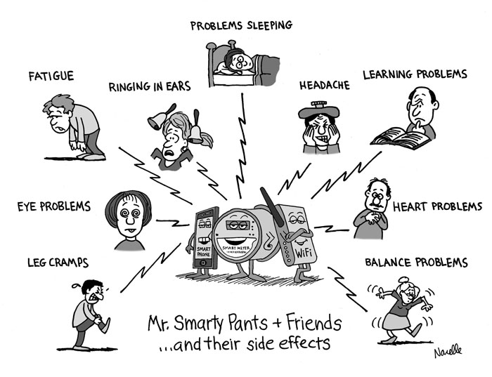 Brainwashing vs. Brainwashing: Eastern and Western World views and Wireless Woes, Smombie Gate | 5G | EMF