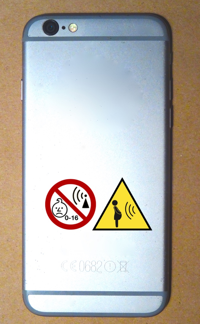 New Russian List of EMF Hazard and Prohibition Signs for Wireless Users and General Public, Smombie Gate | 5G | EMF