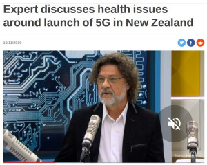 VIDEO: Leszczynski spoke to The AM Show about all the things we don't know about 5G, Smombie Gate | 5G | EMF