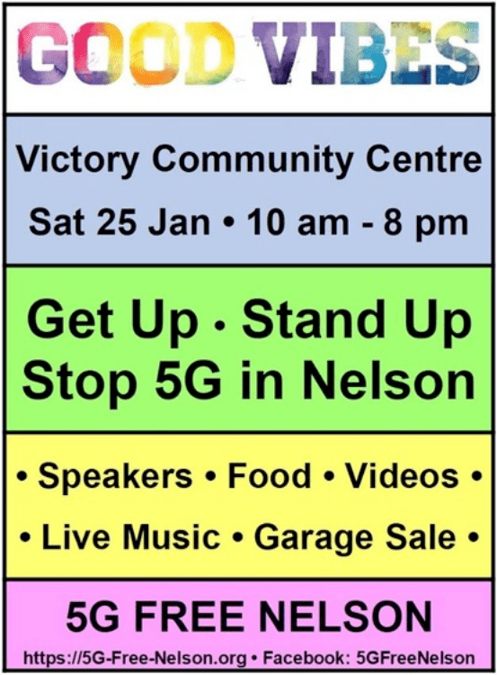 Stop 5G International Protest Day, Smombie Gate | 5G | EMF
