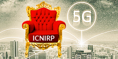 ICNIRP's new chair: Rodney James Croft, Smombie Gate | 5G | EMF