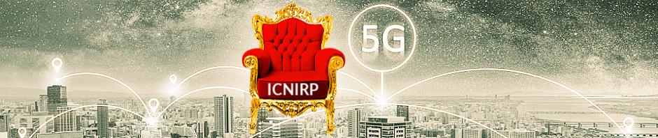 ICNIRP's new chair: Rodney James Croft, Smombie Gate   5G   EMF