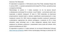 No sufficient health research on 5G but… it is OK to deploy, claims Polish government… it is safe to use, claims ICNIRP…, Smombie Gate | 5G | EMF